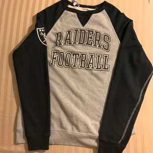 Oakland Raiders Crewneck